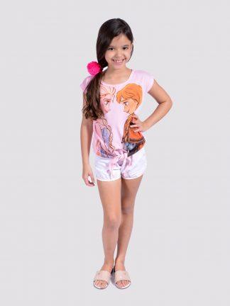 Conjunto Feminino Infantil Ref  002522 (lote 10 UN) df63089f37d3d